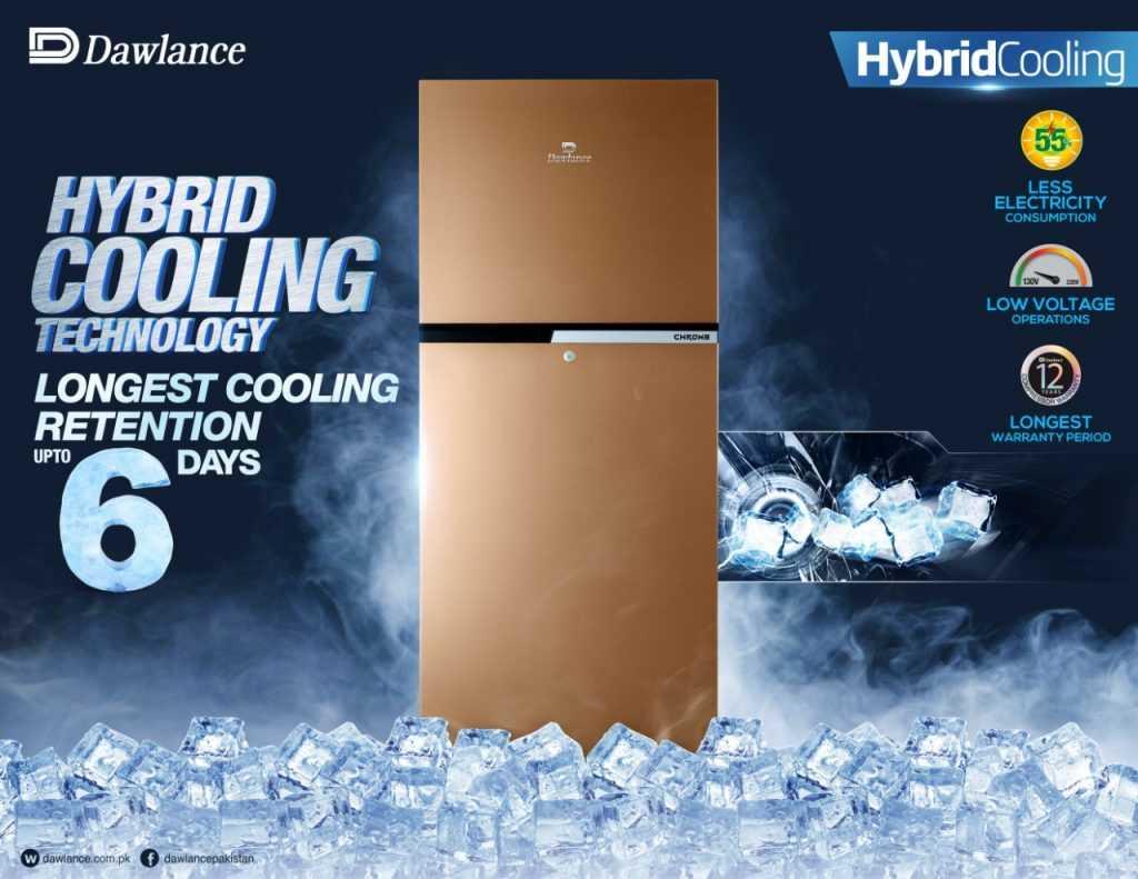 hybrid cooling technology