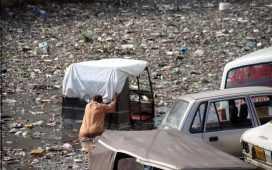 Karachi's Grim Situation