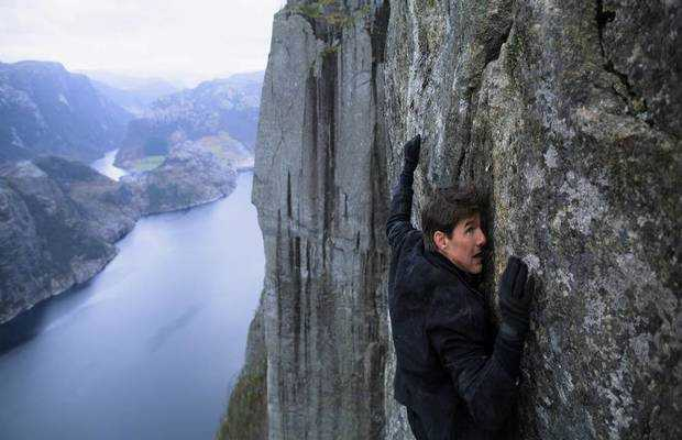 Tom Cruise's Mission Impossible