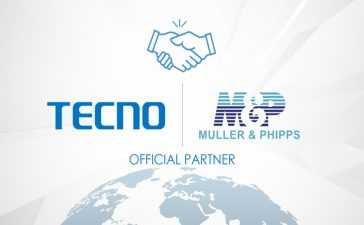 tecno as Official distributor