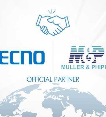 tecno as Official distributor