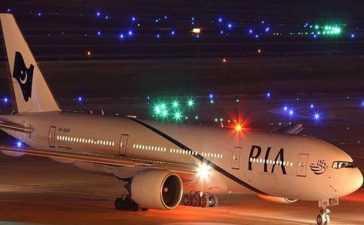 US Bans PIA Flights