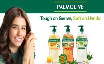 New Palmolive Girl