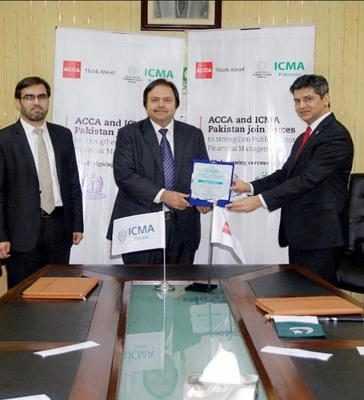 ACCA, ICMA Pakistan