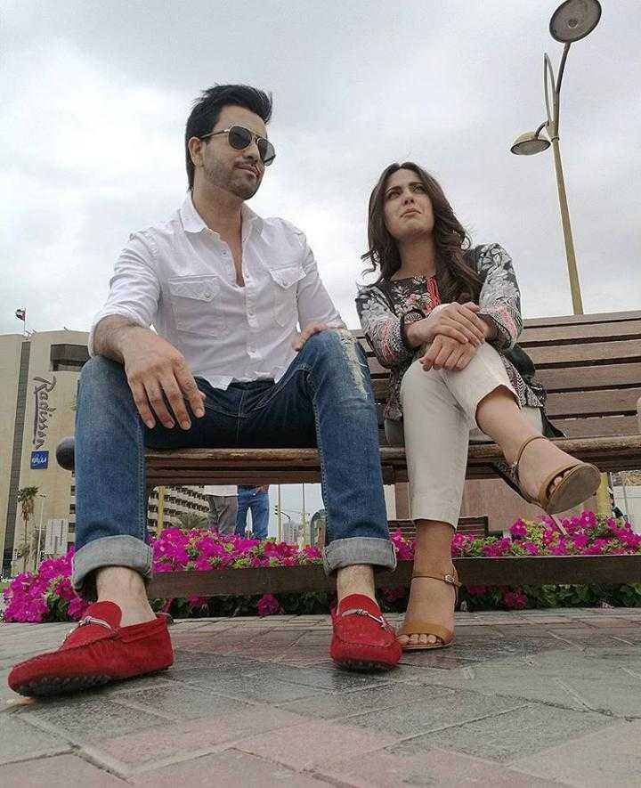junaid khan and iqra aziz