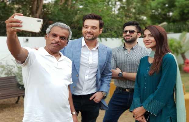 Rabab Hashim's new drama