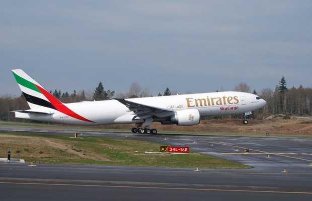 Emirites SkyCargo