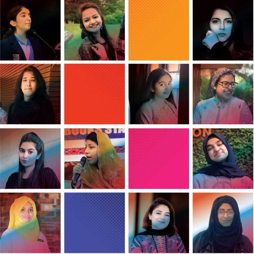 The 25 under 25 Awarded women