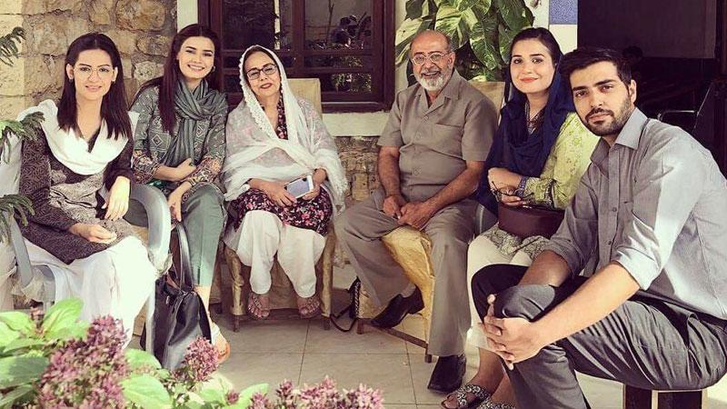 Bilal Abbas Khan, Madiha Imam, Kinza Razzak and Furqan Qureshi,