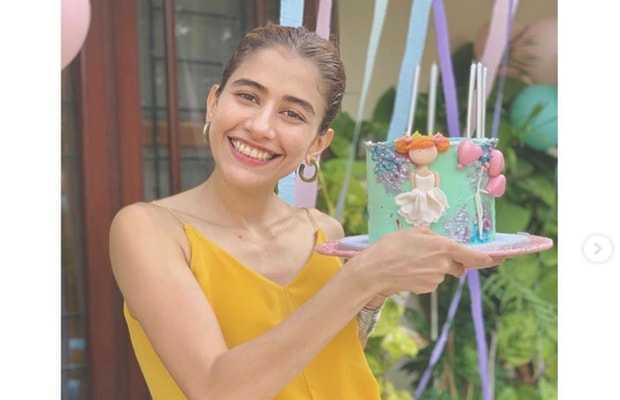 Syra Yousuf daughter's birthday