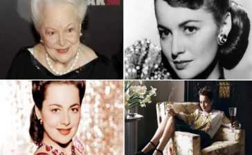 Olivia de Havilland death