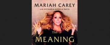 Mariah Carey's memoir