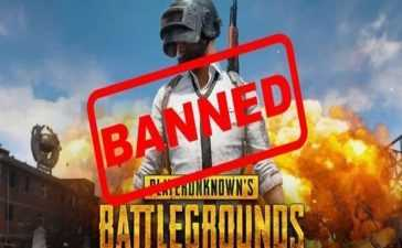 online game PUBG banned in pakistan