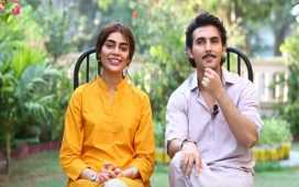 Sadaf and Shahroz Sabzwari's interview