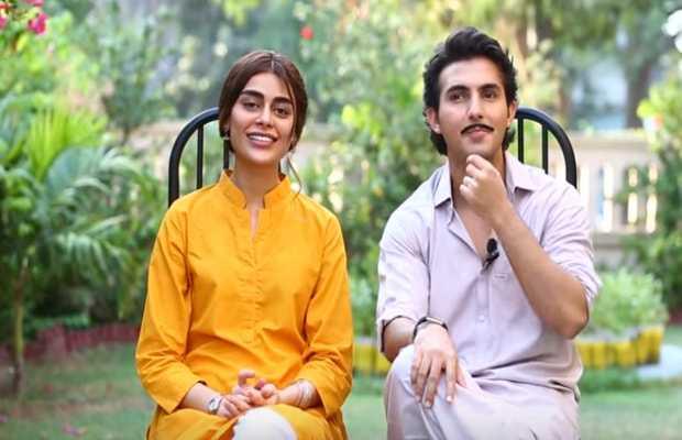 Sadaf and Shahroz Sabzwari's interview