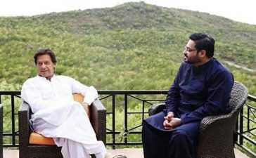Dr. Aamir Liaquat's resignation