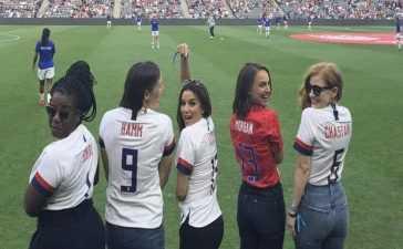 Women's Soccer Team
