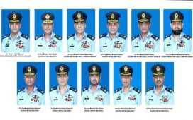 rank of air marshal,air vice marshals