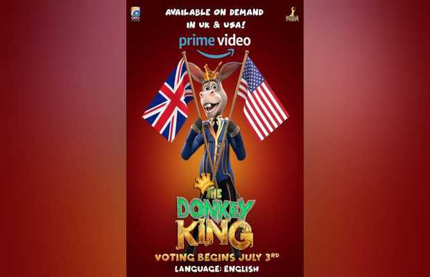 The Donkey King English version