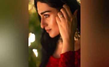 sara khan engagement