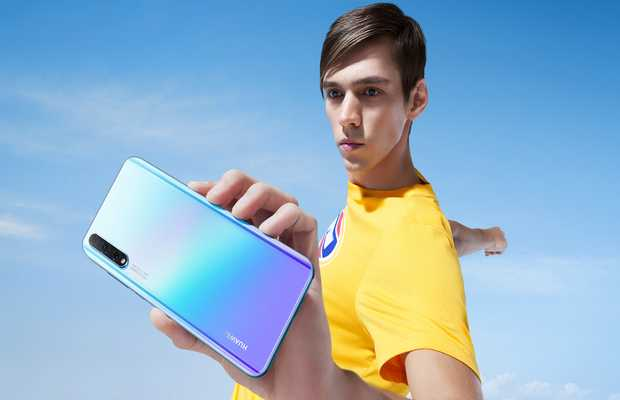 HUAWEI Y8p features