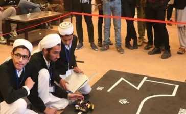Bait-ul-Salam Madrassa students