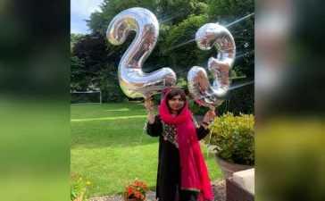 23rd birthday celebration