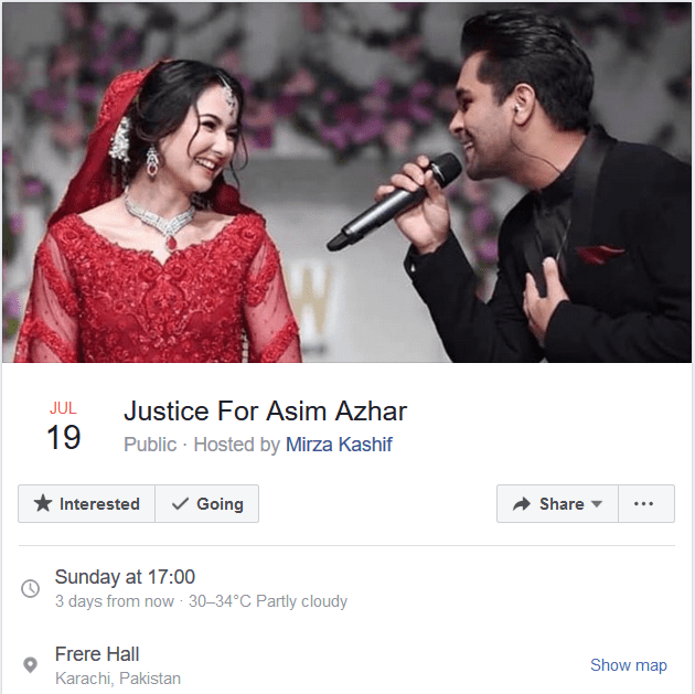 hania with asim azhar