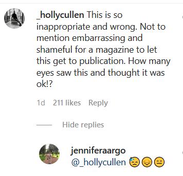 hollycullen