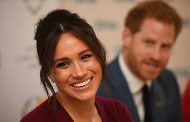 Harry Meghan financial independence