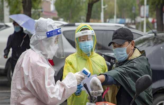 new coronavirus case in china