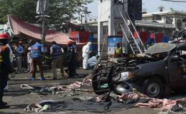 Bomb Blast Case