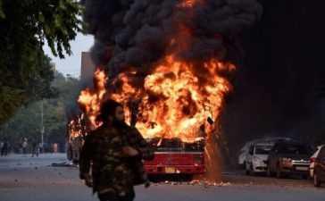 Anti-Muslim Riots