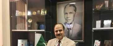 Dr. Mustafa Kamal Pasha death
