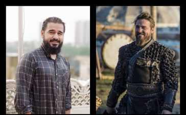 Ertugrul Ghazi's doppelganger