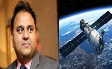 Pakistan's first space mission