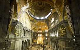 hagia-sophia reopened