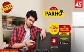 Jazz Parho app