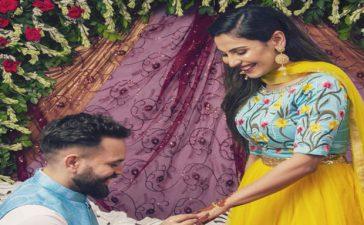 Kainat Imtiaz engagement