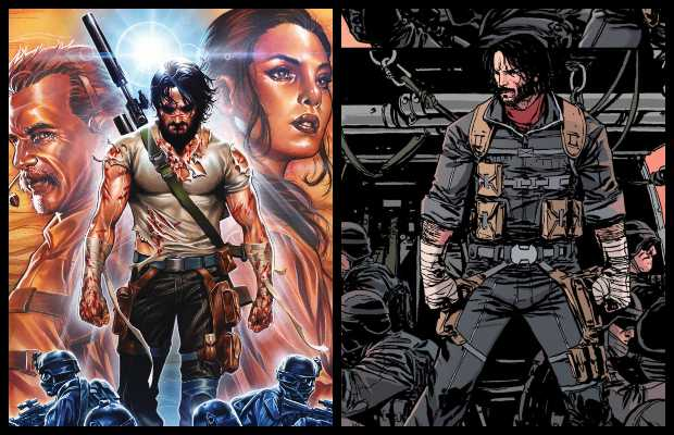 comic book series