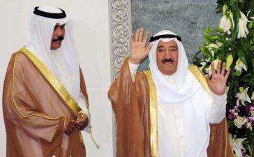 Emir Sheikh Sabah al-Ahmad al-Sabah
