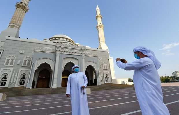 Eid Al Adha Prayers