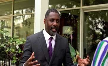 Idris Elba special Bafta awards
