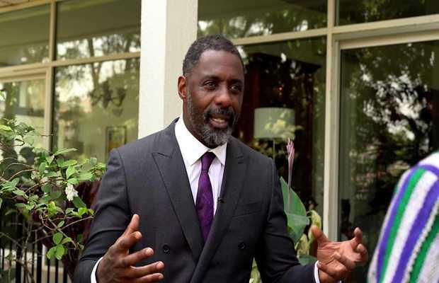 Idris Elba special Bafta awards