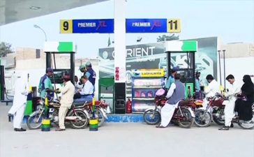Petrol pumps open in 20 hours