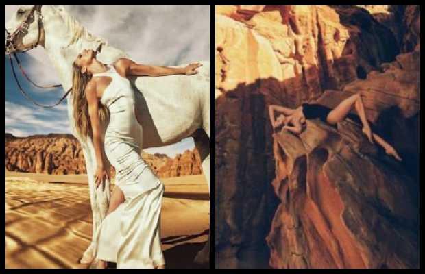 Glamorous Vogue Photoshoot