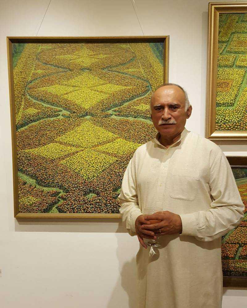 Shahid Jalalwith arts