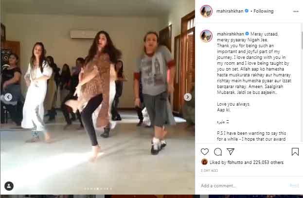 actor's video