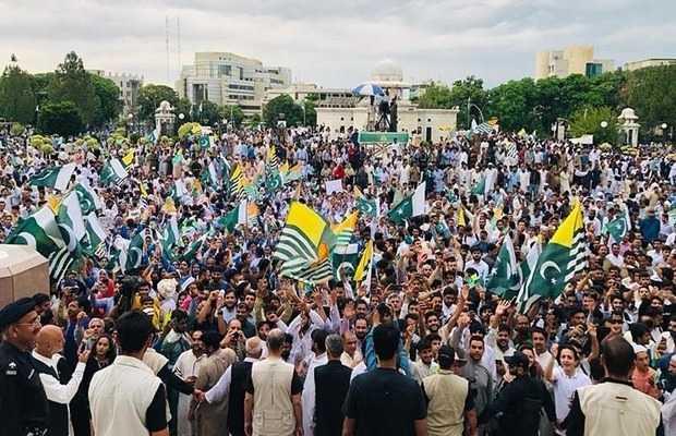 Indain Occupied Kashmir