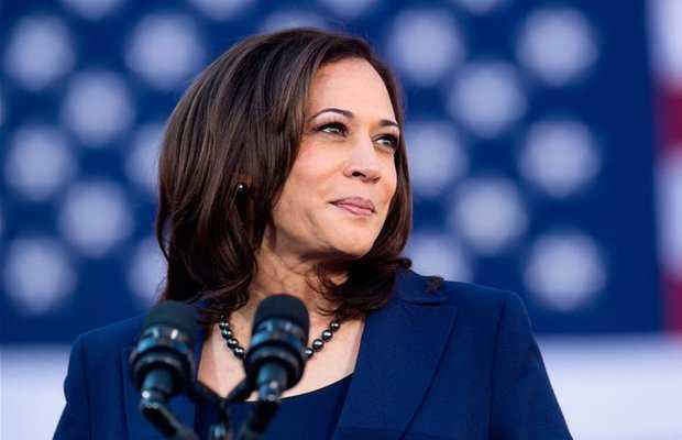 Joe Biden nominates Kamala Harris as VP